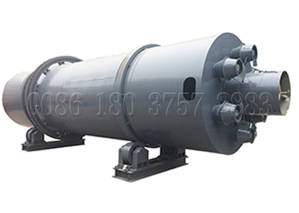 Fertilizer Drying Machine for Chicken Manure