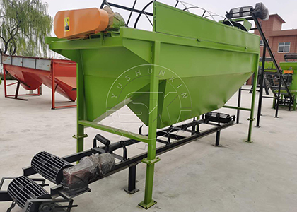 Customized Fertilizer Screening Machine in ShunXin